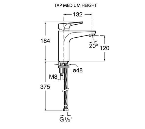 Technical drawing QS-V33591 / 5A3990C0R