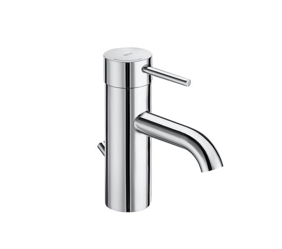 Additional image of Roca Lanta Basin Mixer Tap With Smooth Body Without Waste