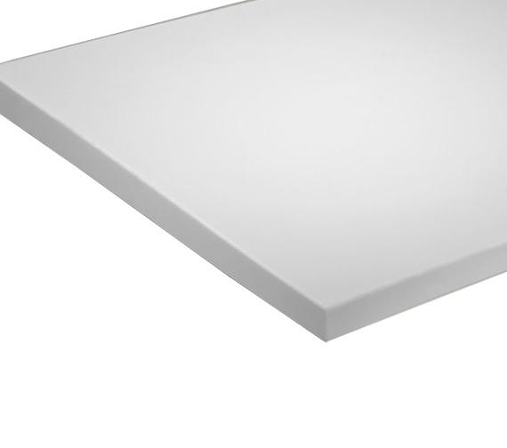 Roper Rhodes Hampton 1280mm Arctic White Strata Worktop