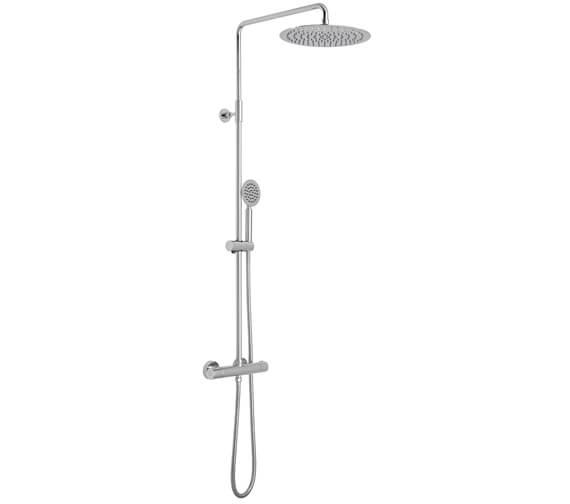 Vado Aquablade Round Shower Column