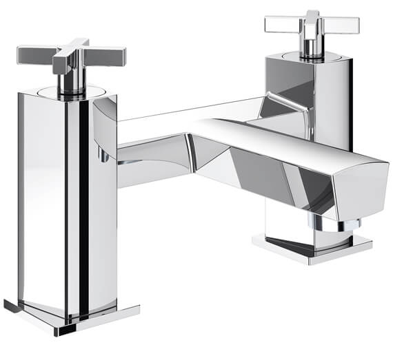 Bristan Casino Chrome Bath Filler Tap