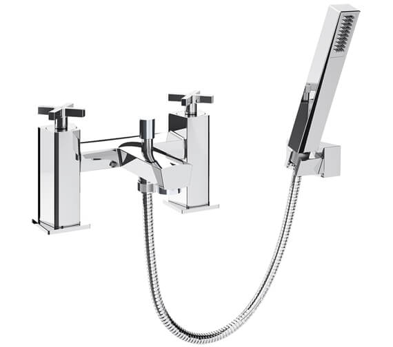 Bristan Casino Chrome Bath Shower Mixer Tap