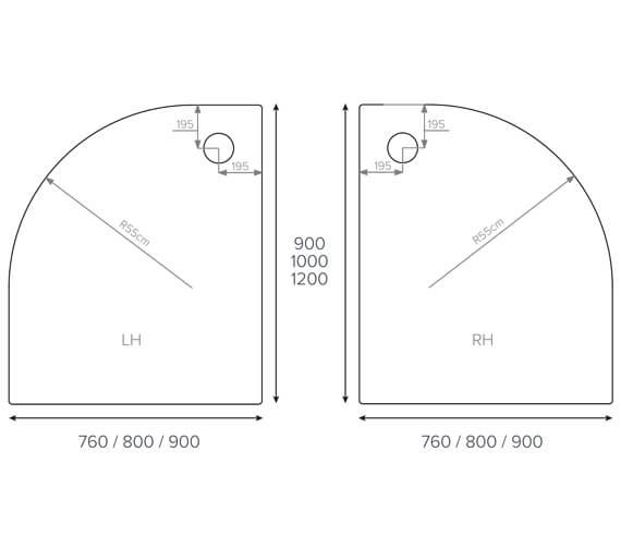 Technical drawing QS-V78292 / A976LQ100