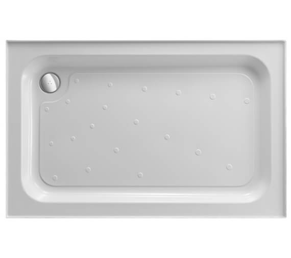 Just Trays JTUltracast Flat Top Rectangular Tray