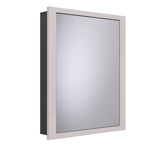Alternate image of Roper Rhodes Scheme 640 x 830mm Recessed Mirror Cabinet