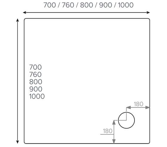 Technical drawing QS-V77457 / A70100