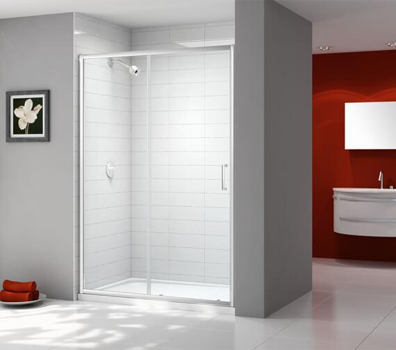 Merlyn Ionic Express 6mm Glass Sliding Door 1900mm Height