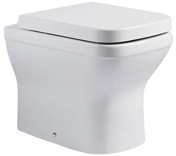 Roper Rhodes Cover Back To Wall WC Pan White