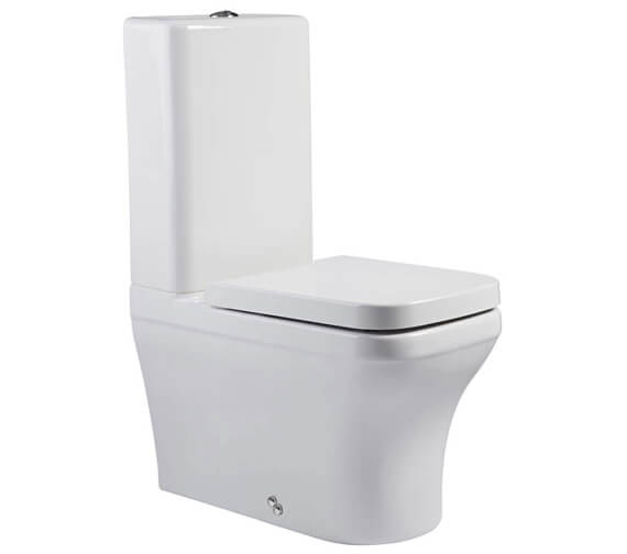 Roper Rhodes Cover Close Coupled Toilet