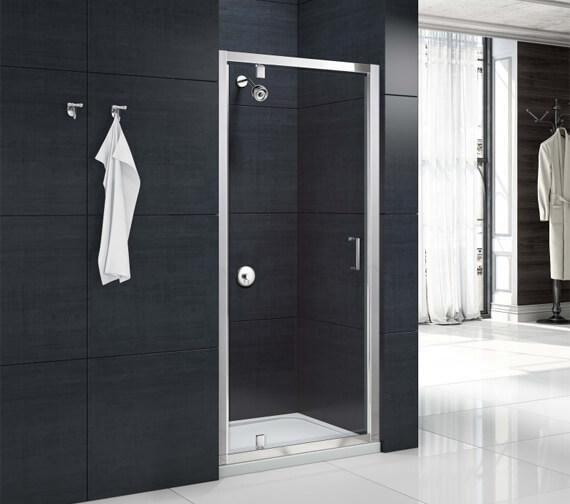 Merlyn Mbox 1900mm Height Pivot Shower Door
