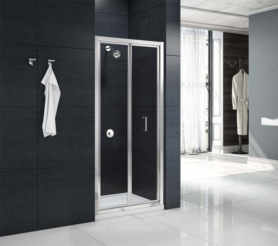 Merlyn Mbox 1900mm Height Bifold Shower Door