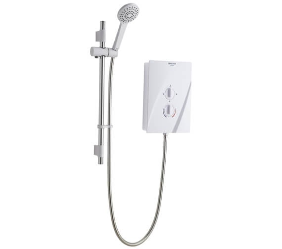 Bristan Cheer White Electric Shower