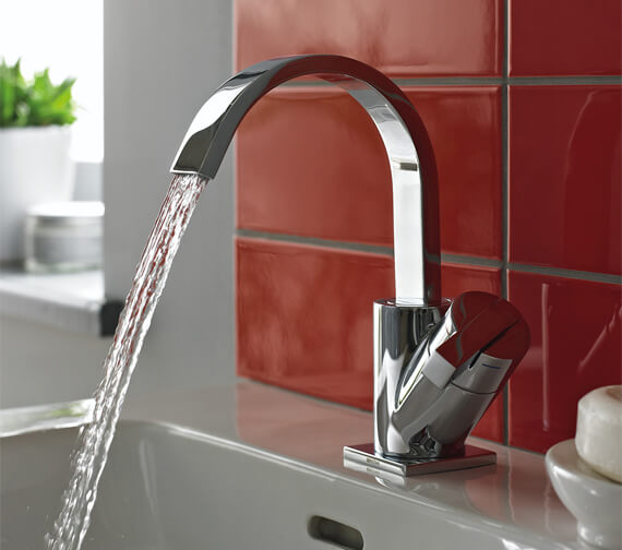 Bristan Chill Basin Mixer Tap Without Waste