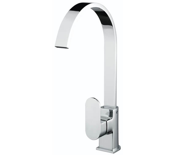 Bristan Cheery Kitchen Sink Mixer Tap With EasyFit Base