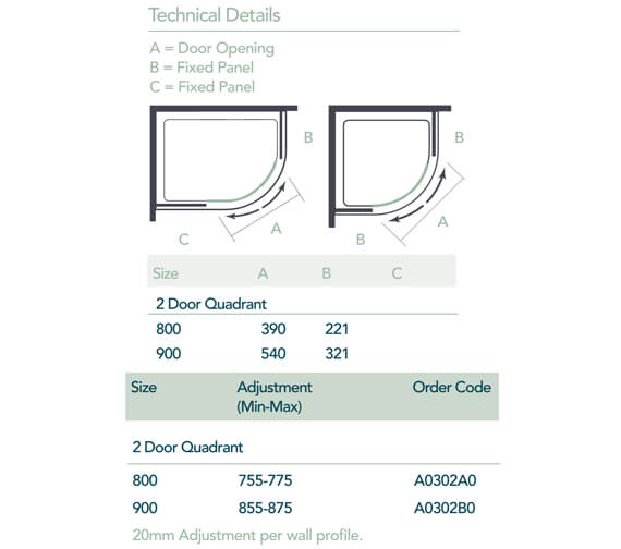 Technical drawing QS-V99526 / A0302A0