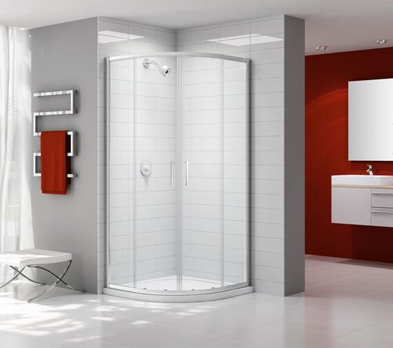 Merlyn Ionic Express 2 Door Quadrant Enclosure 1900mm Height