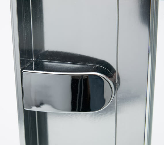 Alternate image of Merlyn Ionic Express 6mm Glass Sliding Door 1900mm Height