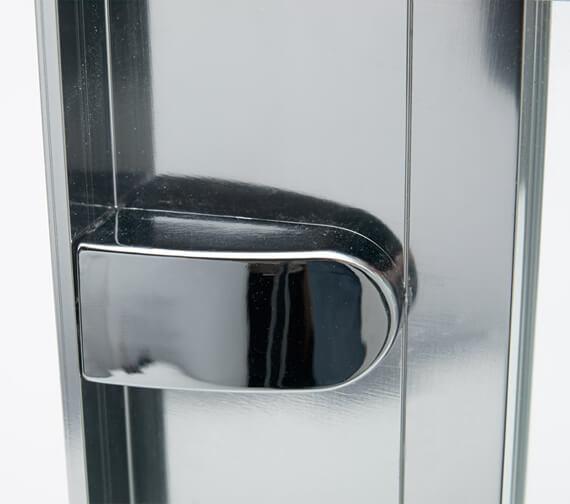 Alternate image of Merlyn Ionic Express 6mm Glass Bi-Fold Shower Door 1900mm Height