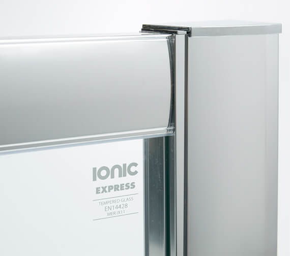 Alternate image of Merlyn Ionic Express 6mm Glass Bi-Fold Shower Door 1900mm Height