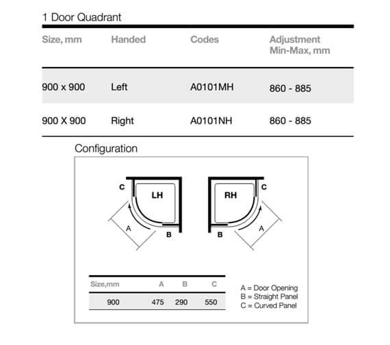 Technical drawing QS-V94133 / A0101MH