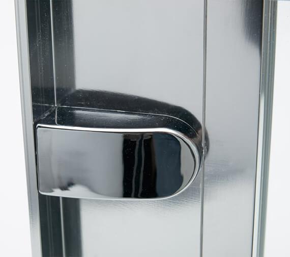 Alternate image of Merlyn Ionic Express 2 Door Quadrant Enclosure 1900mm Height