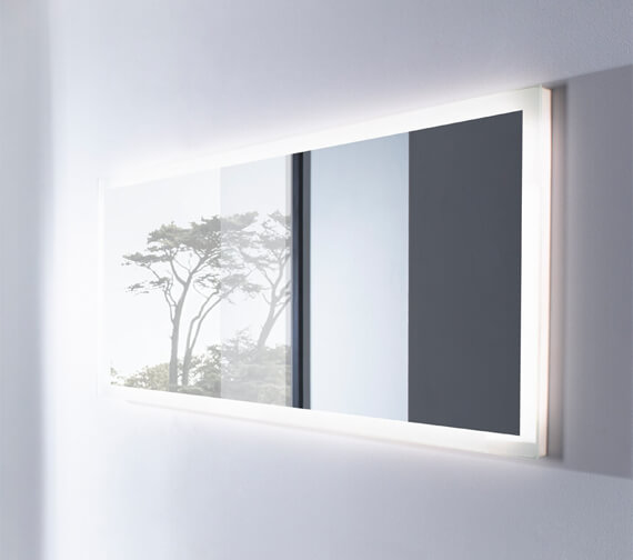 Roper Rhodes Reveal 1200 x 500mm LED Illuminated Mirror