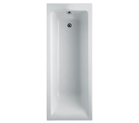 Ideal Standard Concept 1800 x 700mm Rectangular Idealform Bath Without Tap Hole