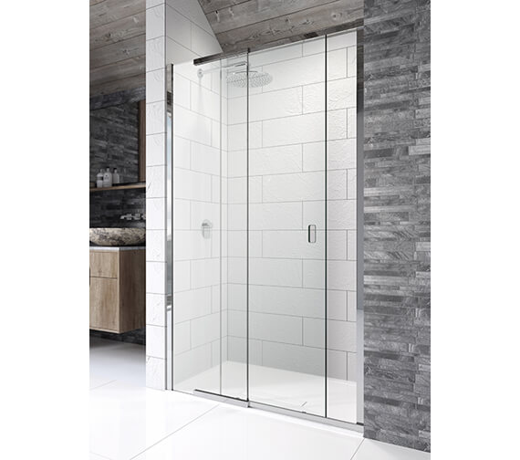 Kudos Pinnacle8 2000mm High Sliding Door For Recess