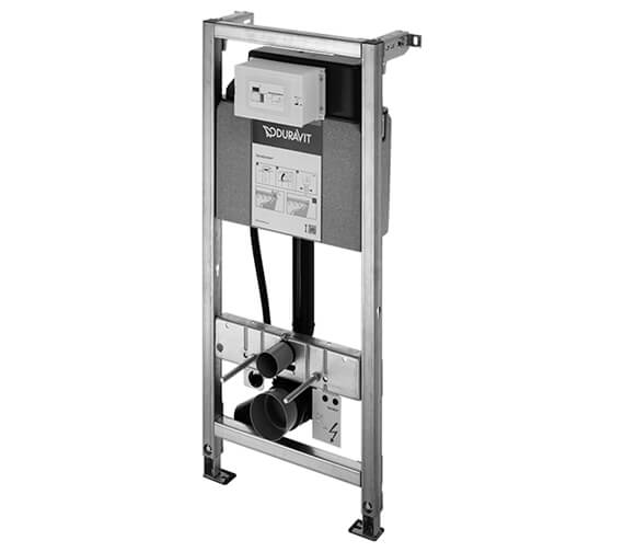 Duravit DuraSystem 500 x 1148mm Toilet Frame With Hygienic Flush System