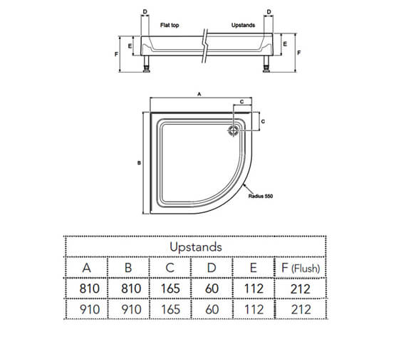 Technical drawing QS-V78740 / 1.1783.041.WH