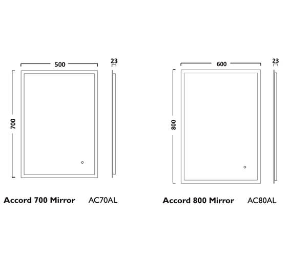 Technical drawing QS-V99024 / AC70AL