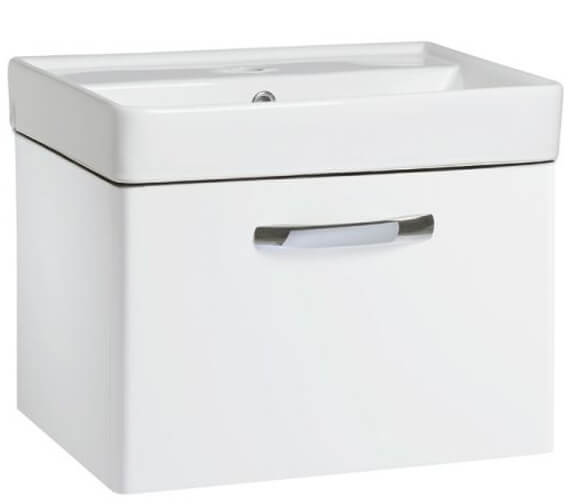 Tavistock Compass 1-Drawer Wall Mounted Vanity Unit