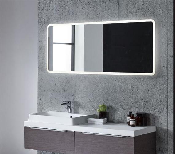 Alternate image of Tavistock Aster Slim LED Illuminated Mirror