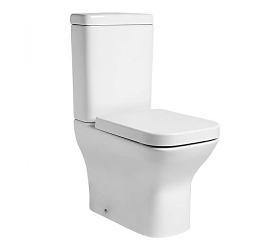 Tavistock Structure Fully Enclosed Close Coupled WC With Cistern And Soft Close Seat