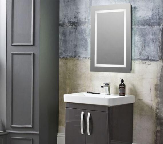 Tavistock Realm Illuminated LED Mirror 500 x 700mm