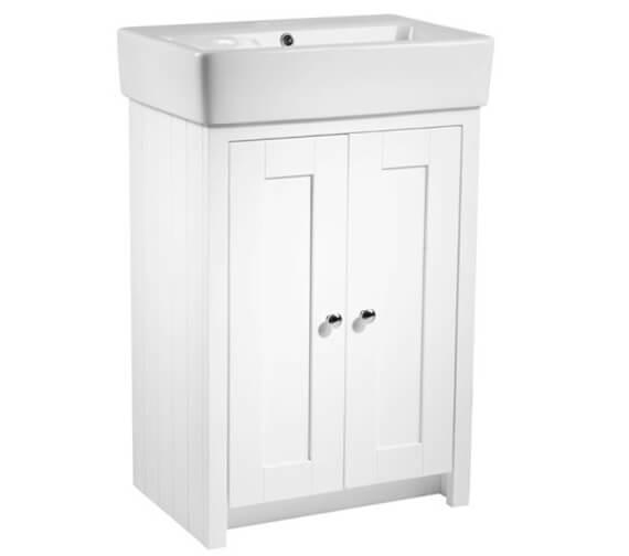 Alternate image of Tavistock Lansdown Freestanding Double Door Vanity Unit