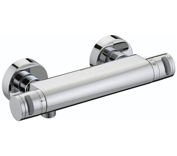 Bristan Artisan Thermostatic Bar Shower Valve And Fast Fit Connections - AR2 SHXVOFF C
