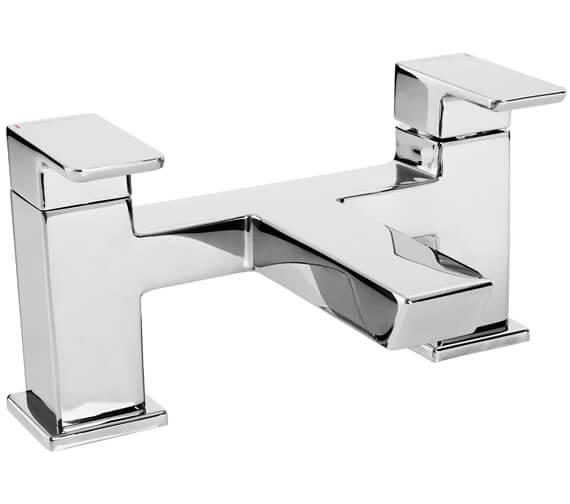Bristan Cobalt Deck Mounted Bath Filler Tap