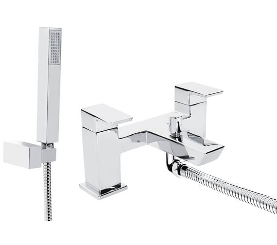 Bristan Cobalt Deck Mounted Bath Shower Mixer Tap