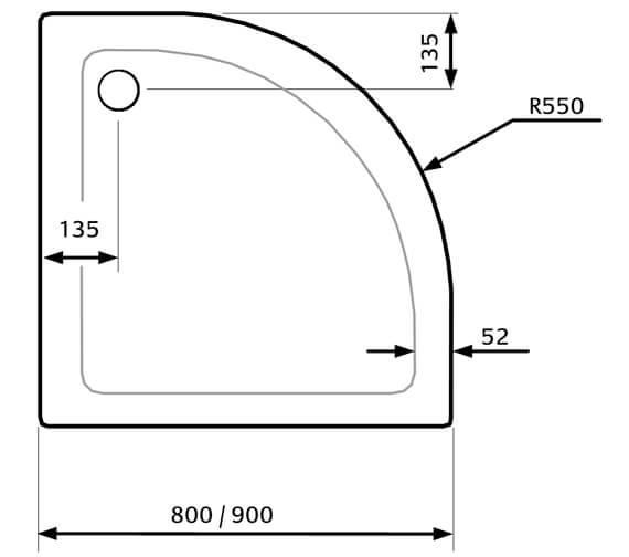 Technical drawing QS-V28007 / AATQ88