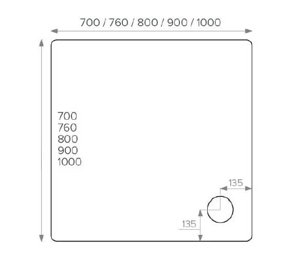 Technical drawing QS-V80887 / F70140