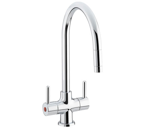 Bristan Beeline Kitchen Sink Mixer Tap With Pull Out Nozzle