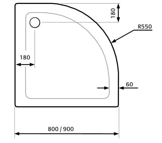 Technical drawing QS-V28032 / ZZTQ88