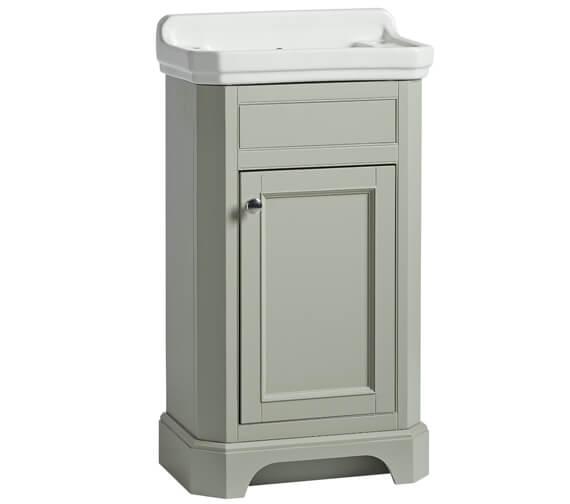 Alternate image of Tavistock Vitoria Traditional Style Cloakroom Unit 500mm And Basin