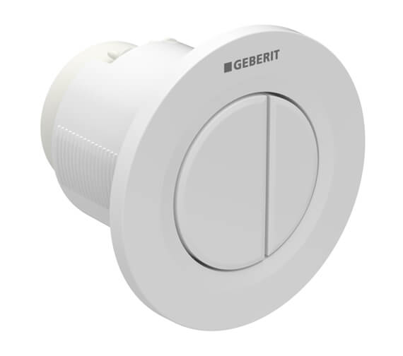 Alternate image of Geberit Type01 Pneumatic Concealed Flush Actuator
