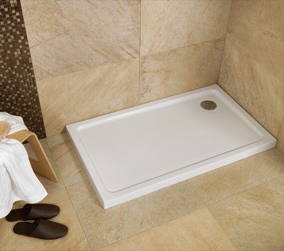 Bathroom Origins Urban 55 Rectangular Shower Tray - U55A-1070