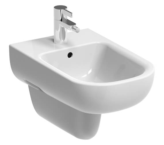 Geberit Smyle 350 x 540mm Wall Hung Bidet