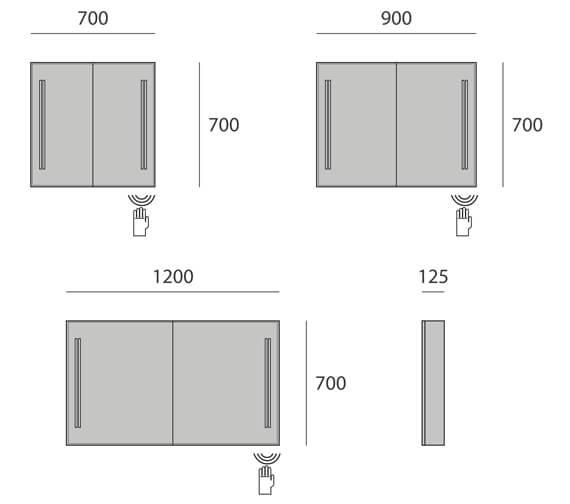 Technical drawing QS-V95451 / CL2.707012.755.D
