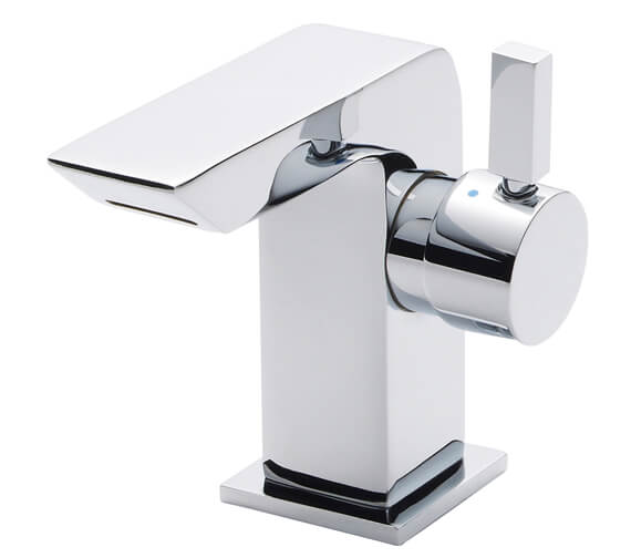 Premier Mini Side Action Mono Basin Mixer Tap - MIN365