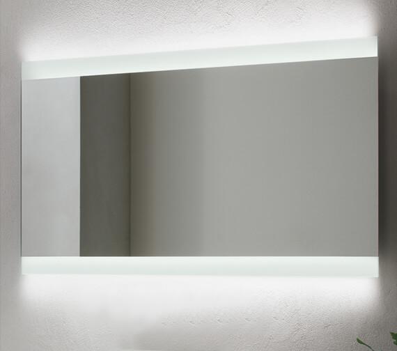 Bathroom Origins Skyline Backlit LED Mirror - BR.6080.027.S